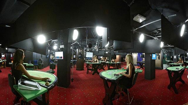 Live Casino med Evolution Gaming i Riga