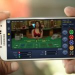 Live Casino på mobilen.
