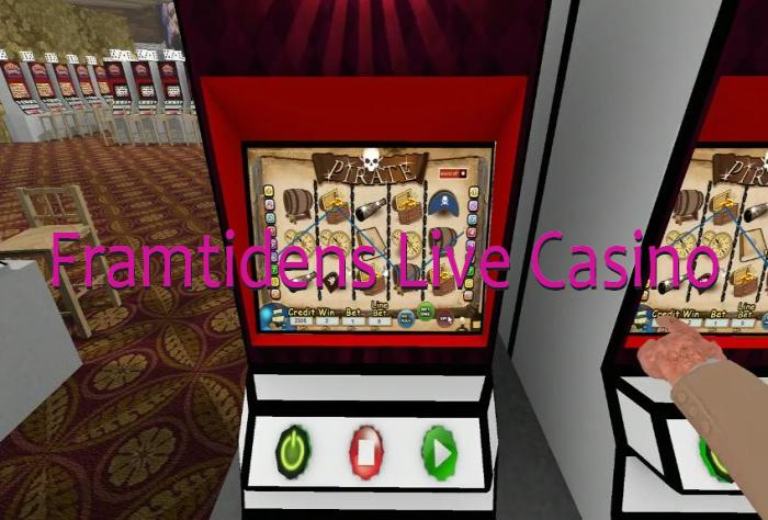framtidens casino - virtual reality